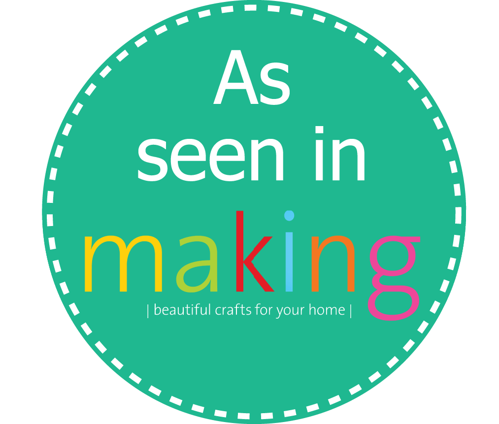 As seen in Making magazine logo